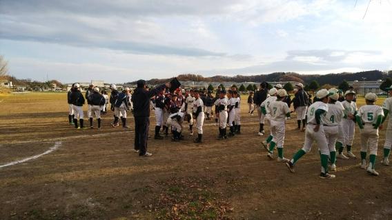 村井杯 親善交流少年野球大会開催
